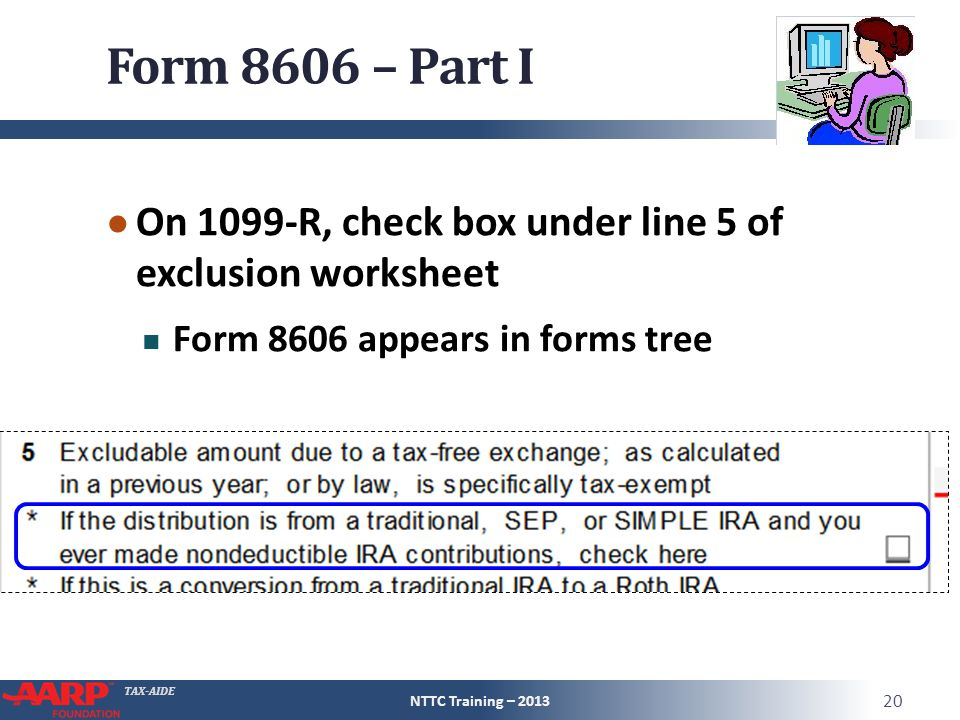 TAX-AIDE Retirement Income – IRAs and Pensions Pub 4491 – Page 109 ...