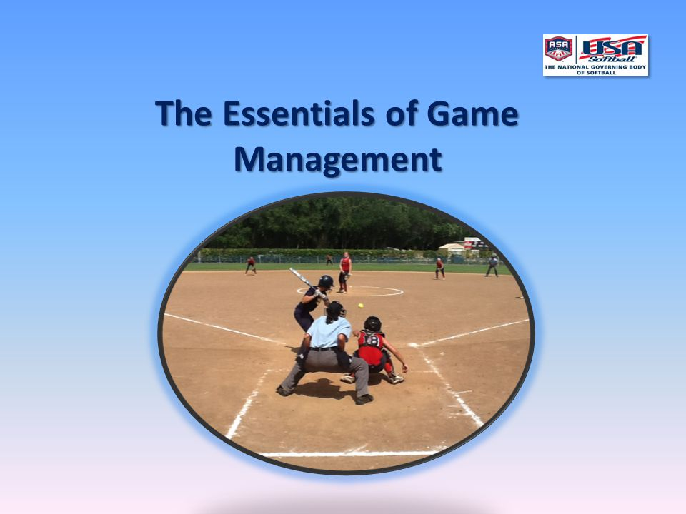 The Essentials of Game Management