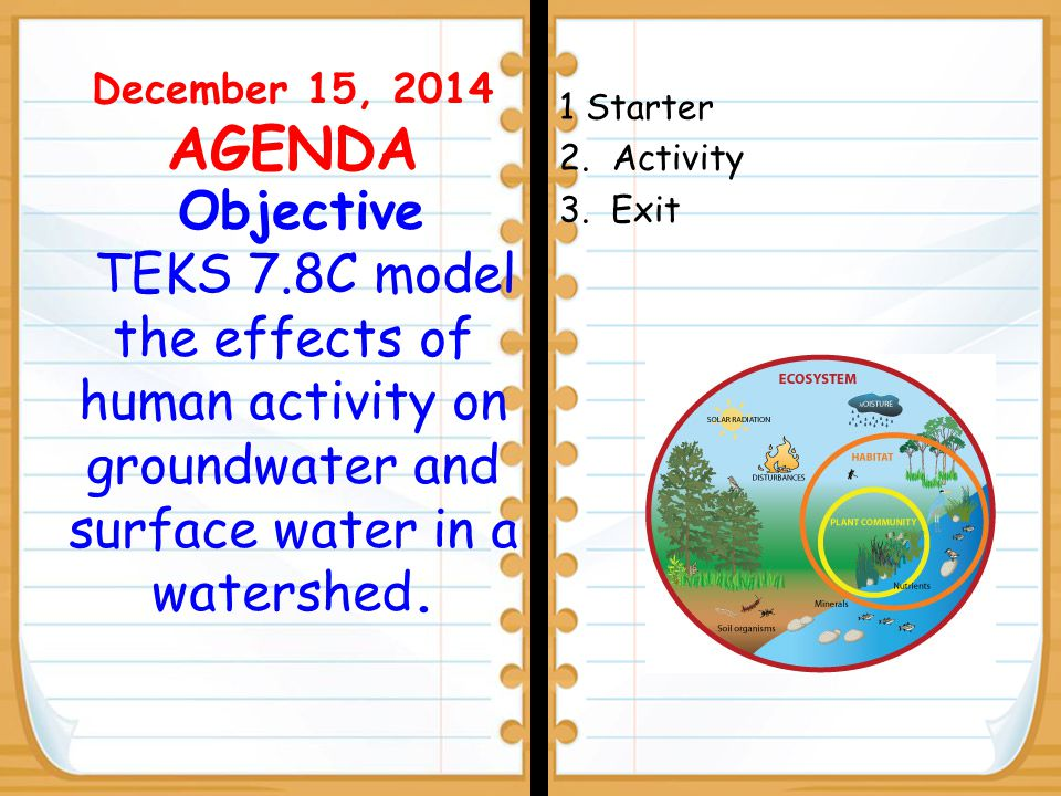 122 Who polluted the Guadalupe 152014 Starter How do rivers – Watershed Worksheet