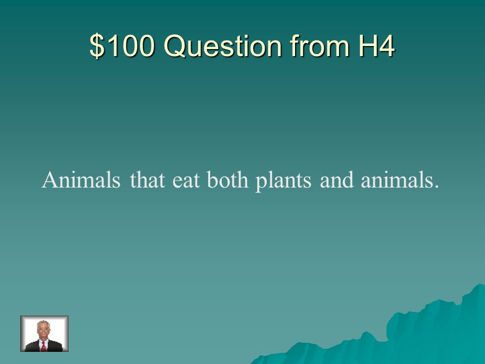 $500 Answer from H3 Coral reefs