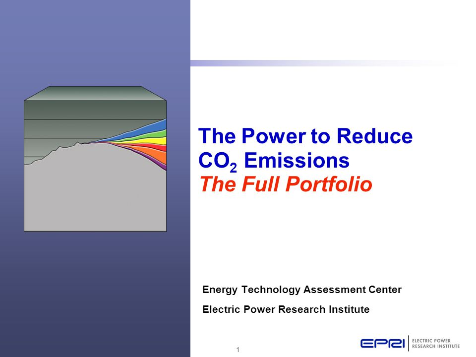 1 © 2008 Electric Power Research Institute, Inc. All rights reserved.