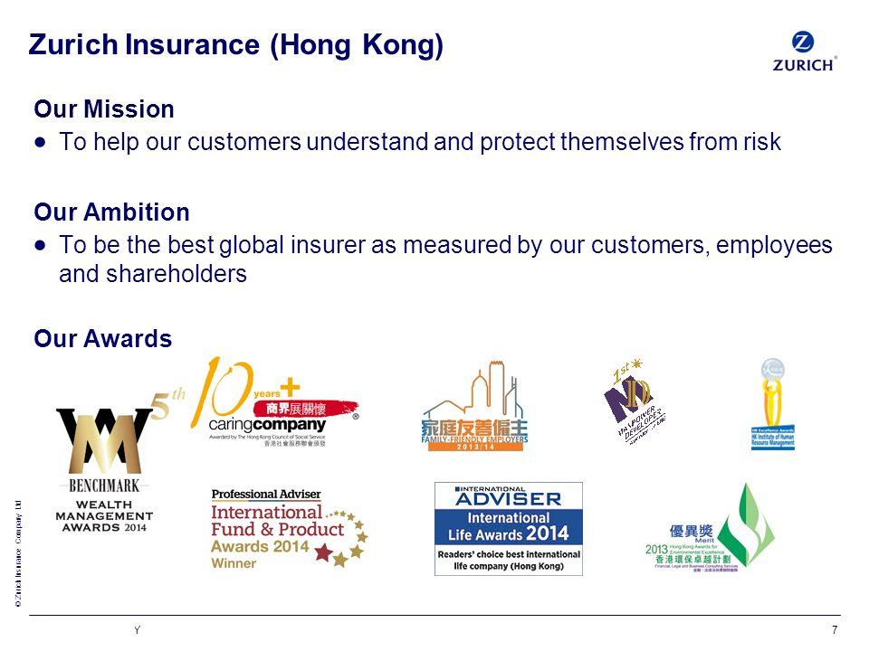 zurich insurance company limited
