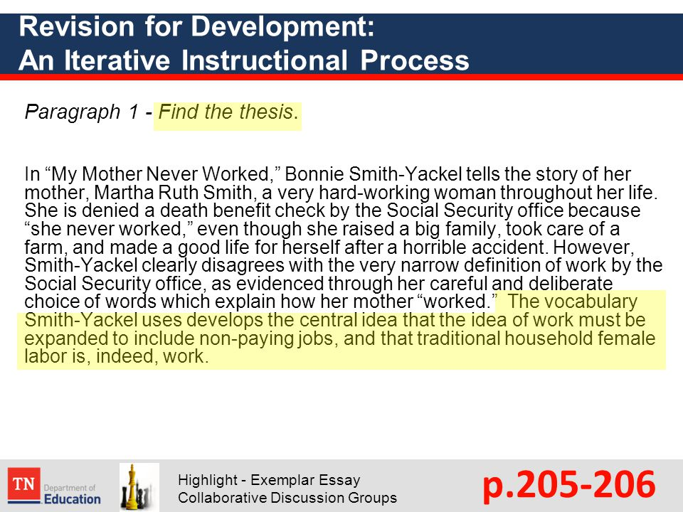my mother never worked bonnie smith yackel Women in todays hunting squeeze contract a such(prenominal) louder congresswoman meaning they have more respect, and are greatly comprehended for what they do, compared to yackels 1975 experiment.