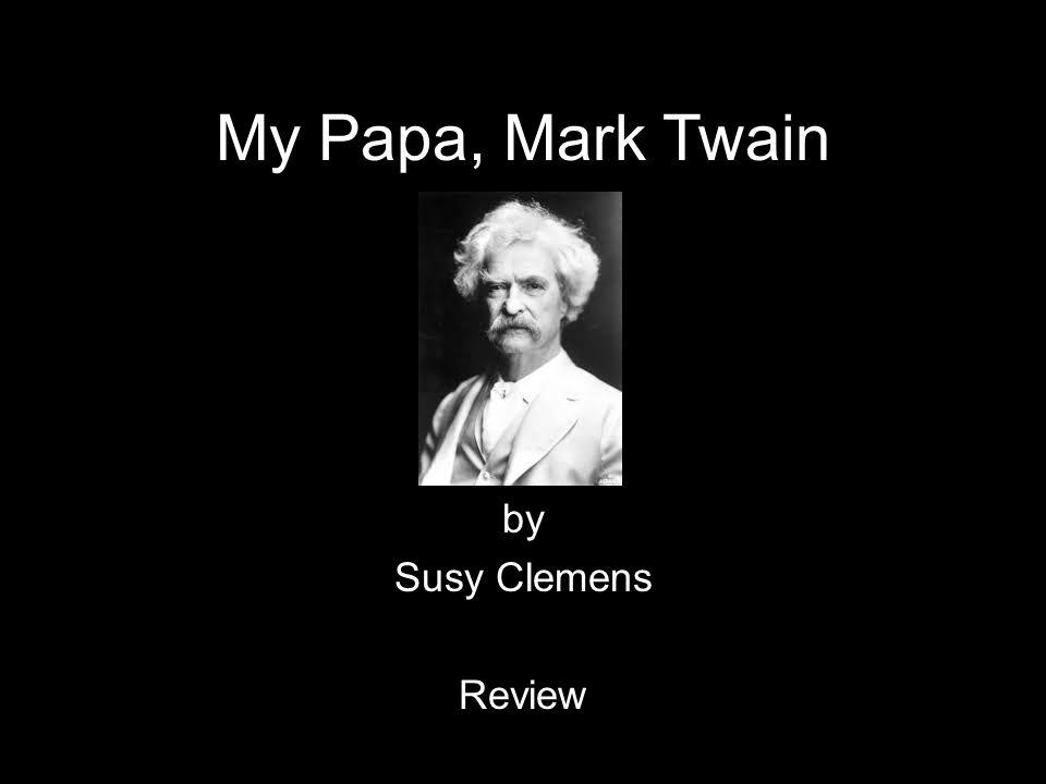 mark twain short essays