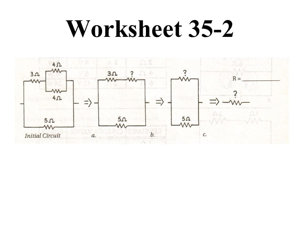 Worksheet 35-2