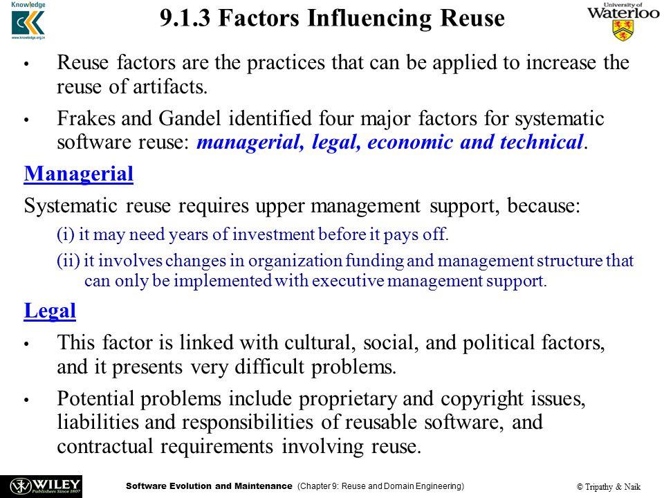 factors influencing organizational change