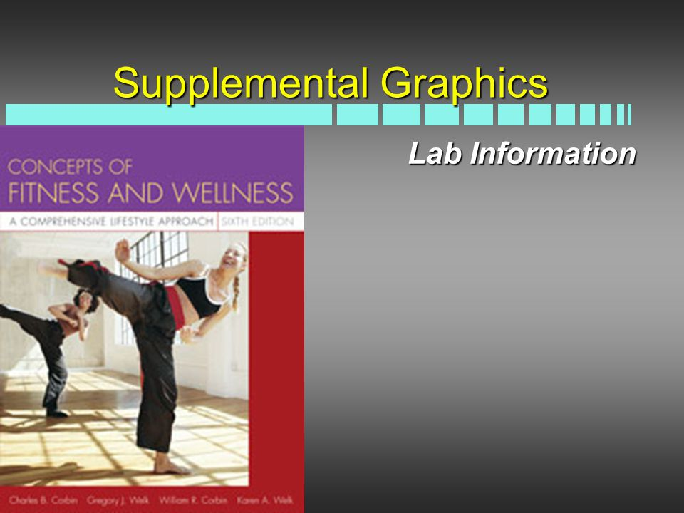Supplemental Graphics Lab Information