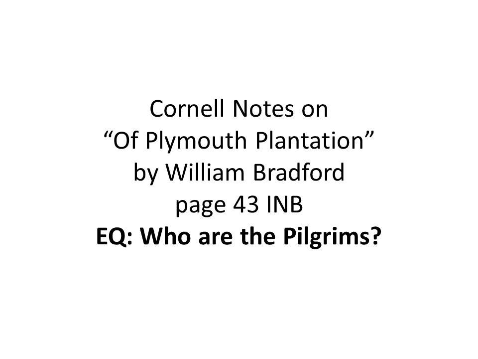 Of Plymouth Plantation Worksheet Answers Worksheet Free Printable