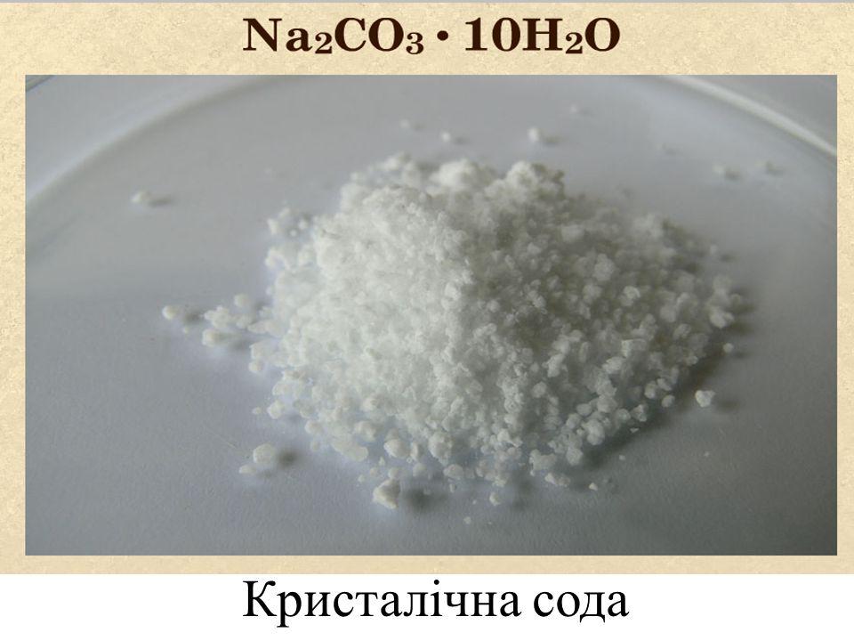 LOGO Кристалічна сода