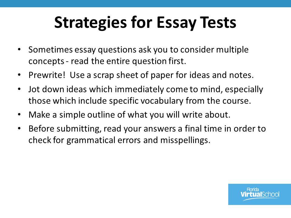 Writing     CAE Exam Tips