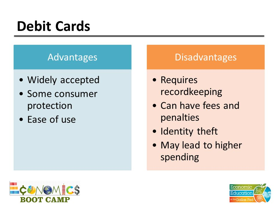 What Are Some Advantages Of Using A Debit Card Best Business Cards
