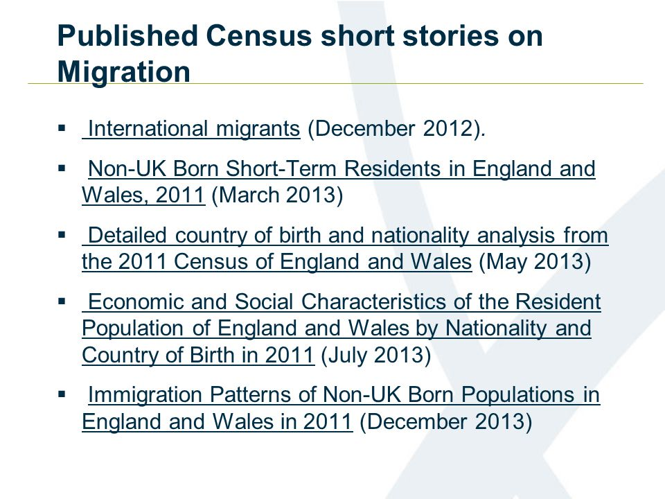  International migrants (December 2012).