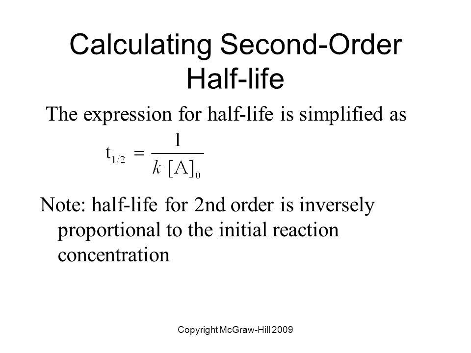 Half Life Equations - Talkchannels