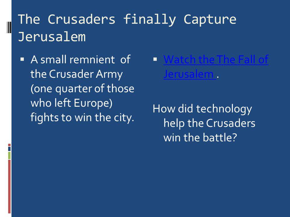 Map of Crusades