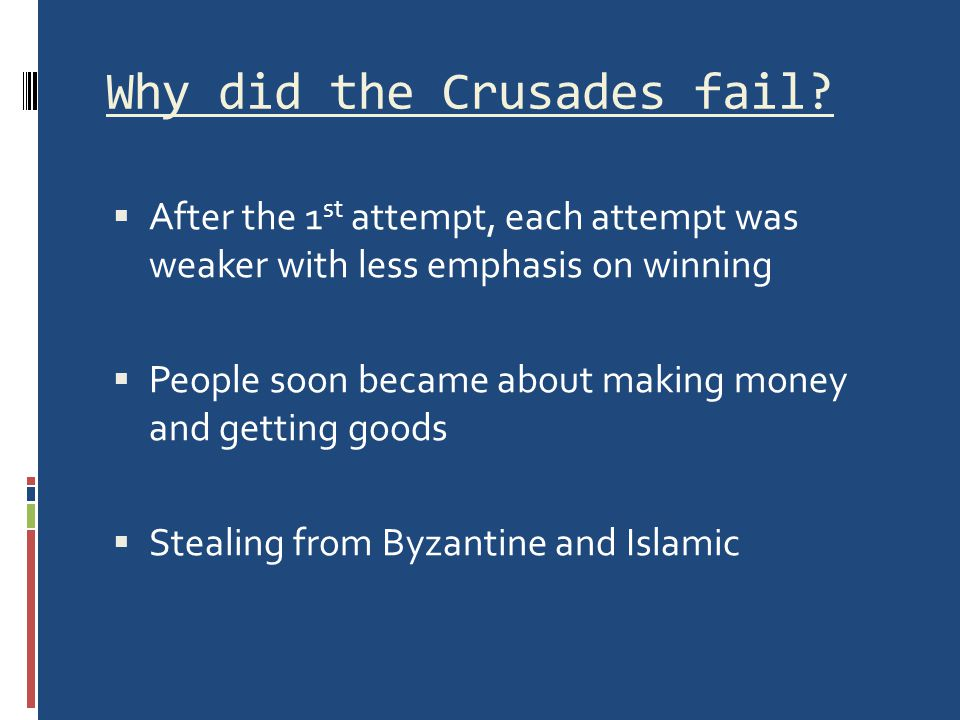 Draw Conclusions Why did people's attitudes change after the Crusades.