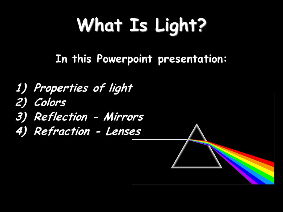 The Physics of Light by F. Ishmael Why and how do we see light