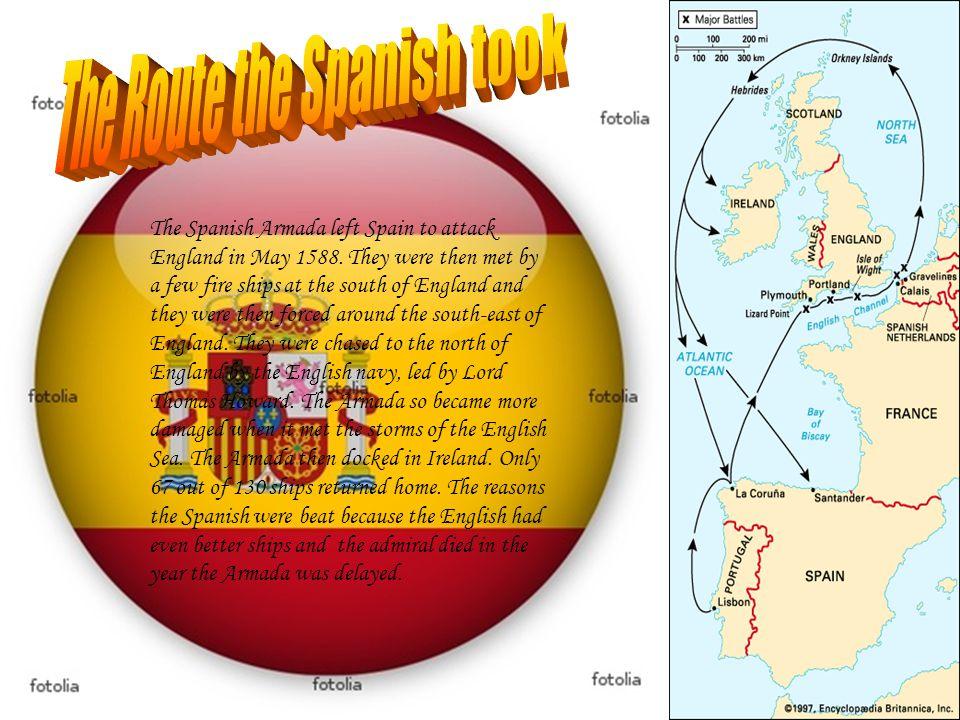 essay on why the spanish armada failed