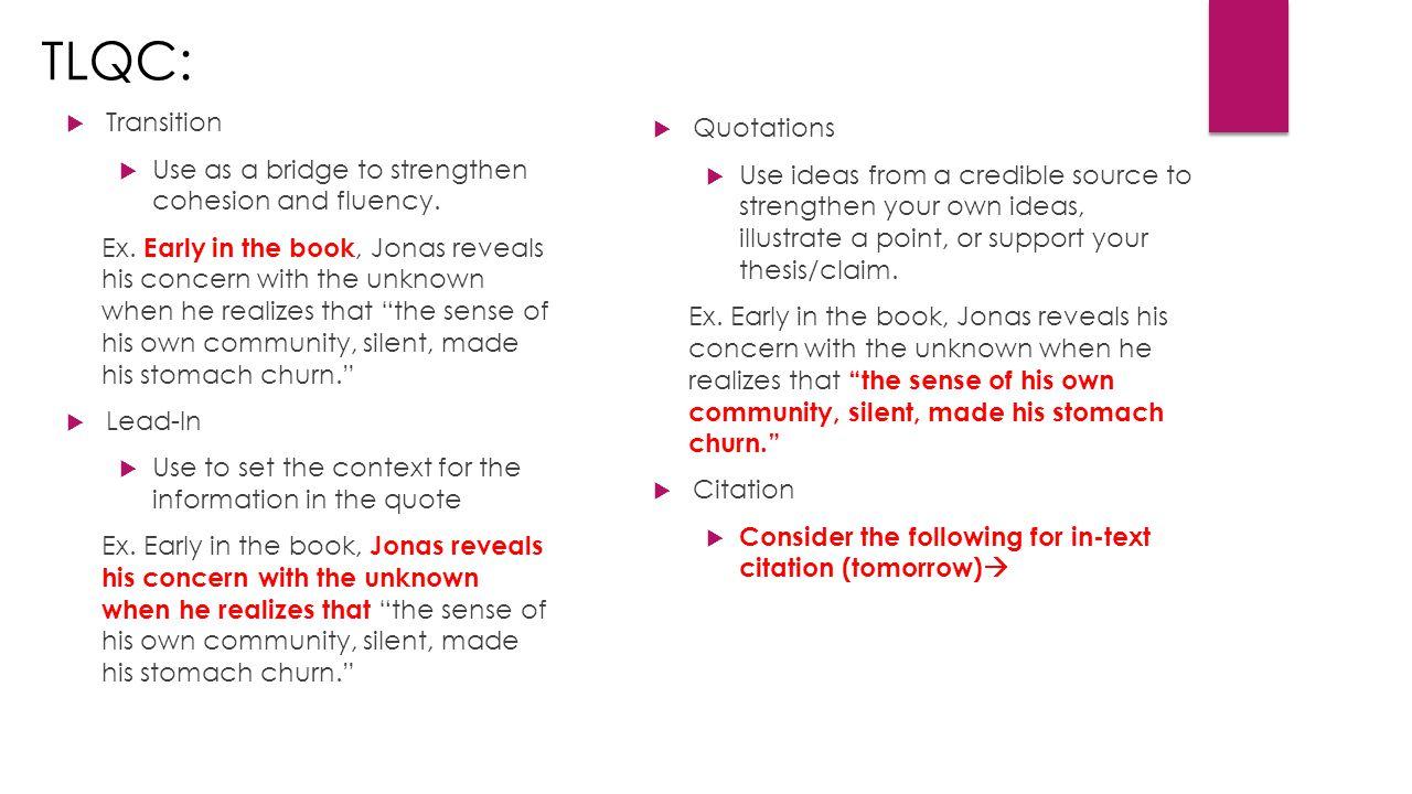 argumentative essay transitions