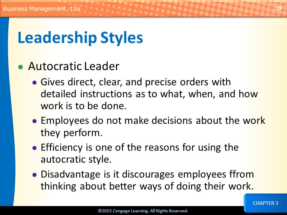 Essays On Leadership Styles