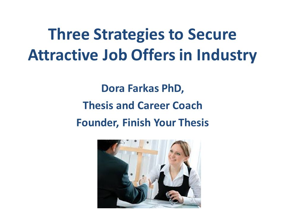Phd thesis corporate strategy