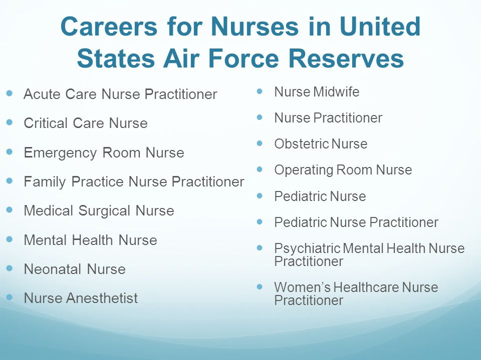 Nurse practitioner career outlook