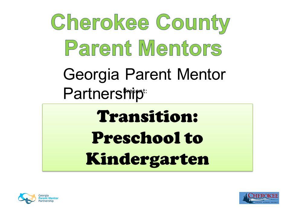 ga parent mentor partnership