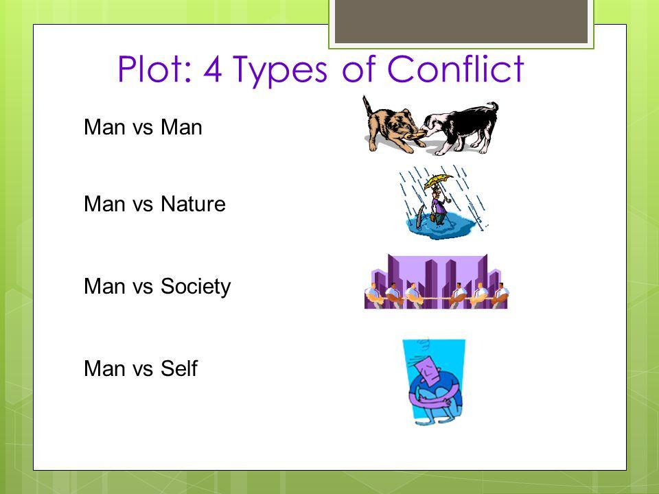 short story about man vs man