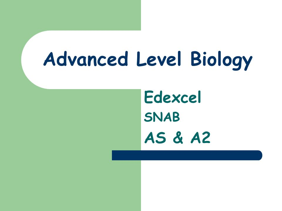 a level biology edexcel coursework