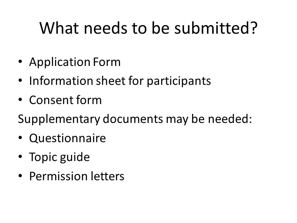 Consent Form For Dissertation Interviews