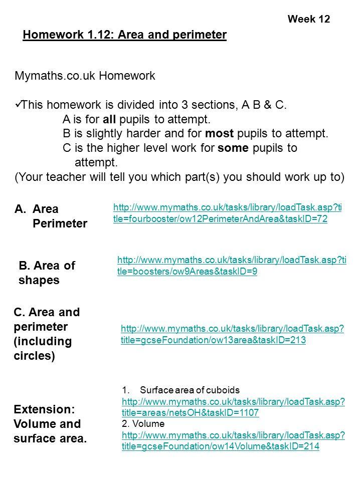 Mymaths Co Uk Homework Pass - image 6