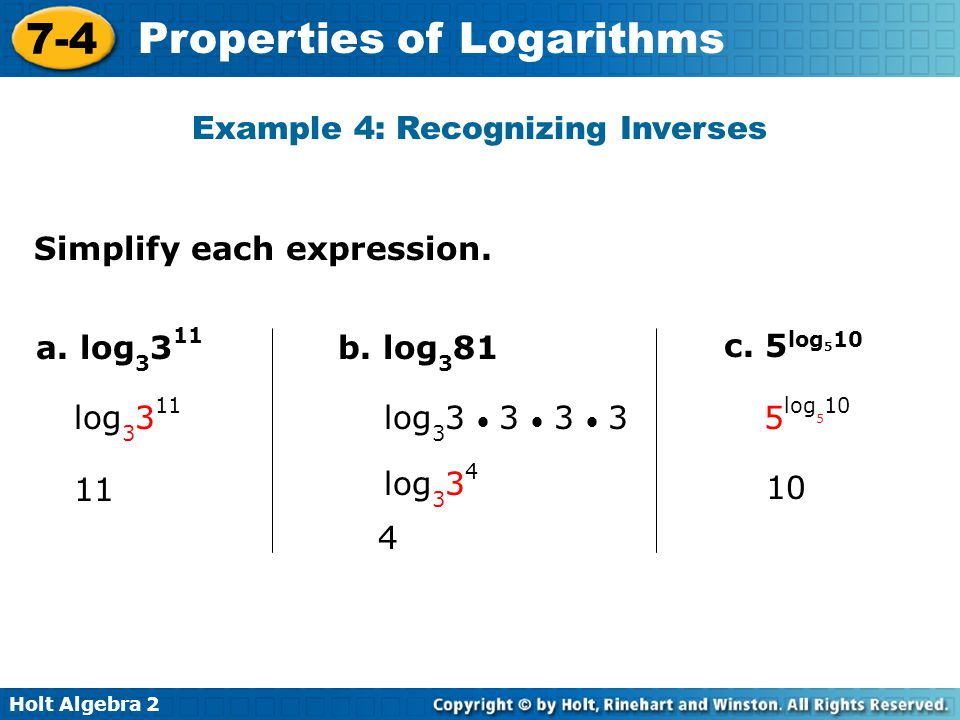 Worksheet Properties Of Logarithms Worksheet simplifying logarithms practice worksheet intrepidpath properties of 10 3 worksheets