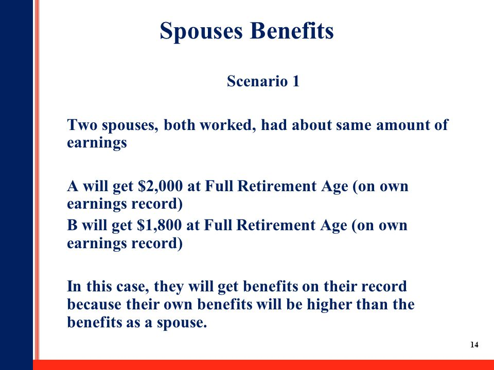 "Presentation ""1 SOCIALSECURITY.GOV. 2 Who Gets Benefits from ..."