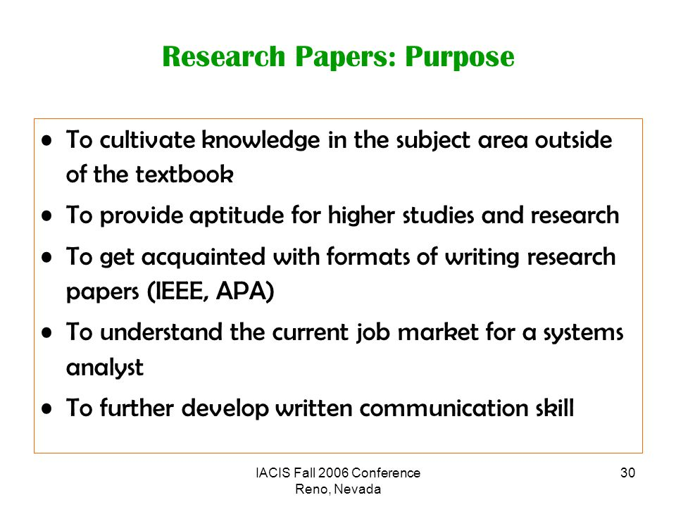 Write my research aptitude test sample paper