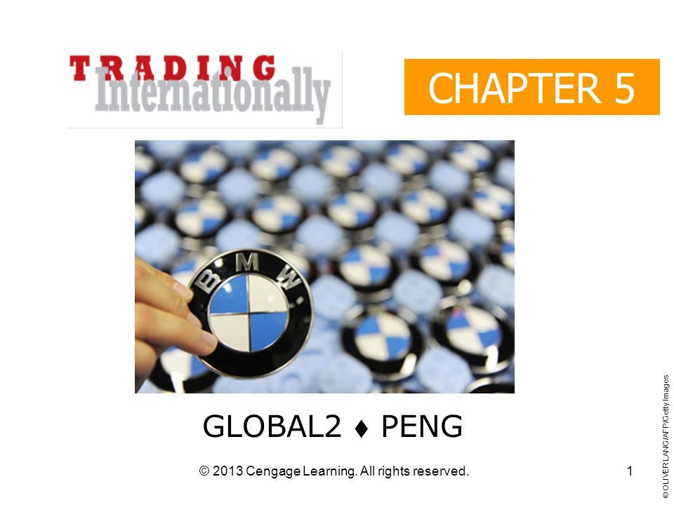 © 2013 Cengage Learning. All rights reserved.