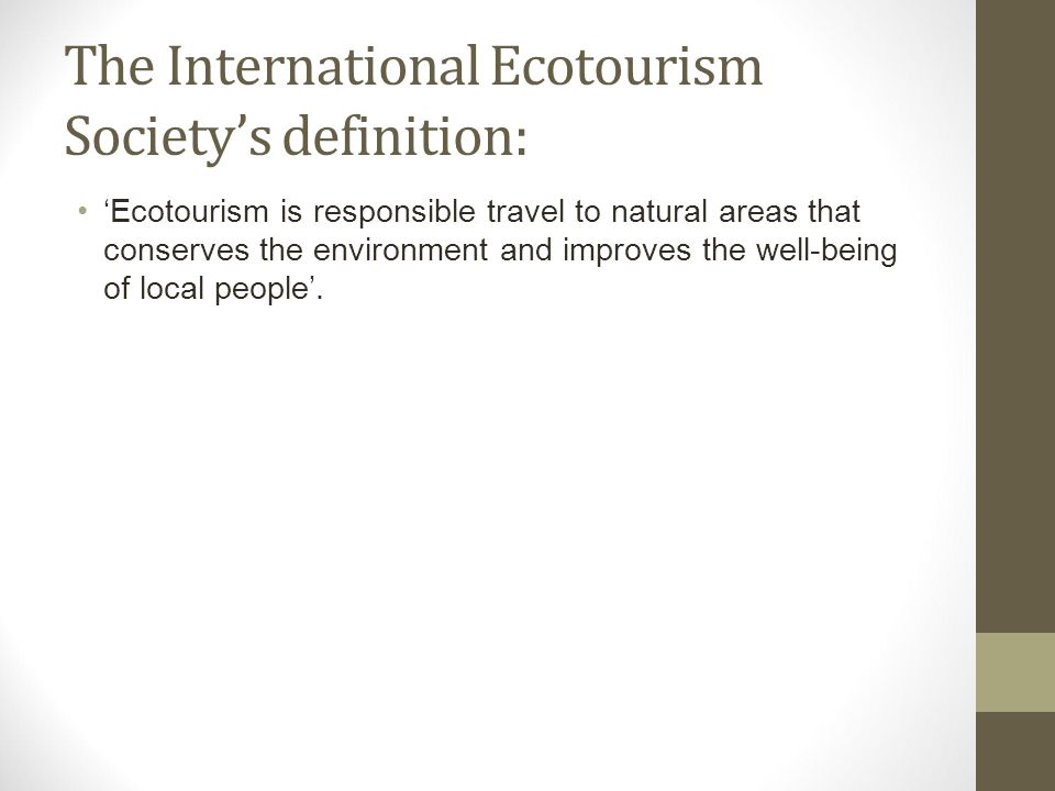 the influence of ecotourism to indigenous australian essay