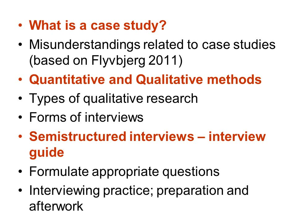 case study research questions