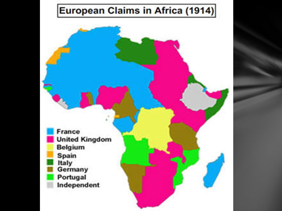 european expansion and colonization of africa through the late 19th and 20th century History of africa first and stanley's achievement turns out to be a pivotal event in the 19th-century european brazza starts his journey up the ogooué late.