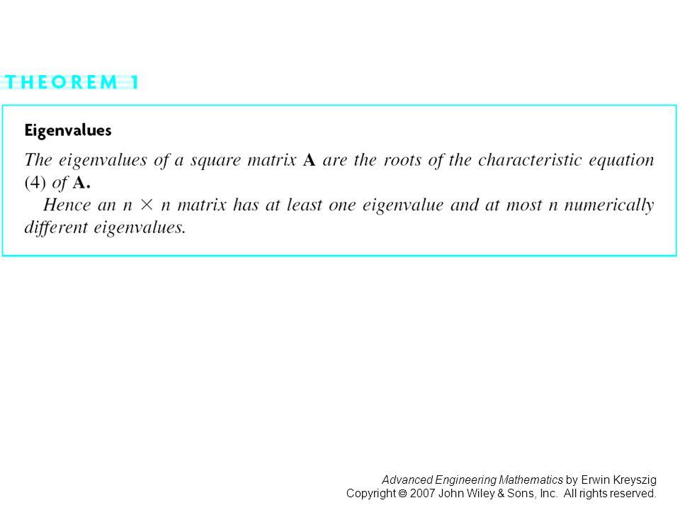 "Presentation ""Advanced Engineering Mathematics by Erwin Kreyszig ..."