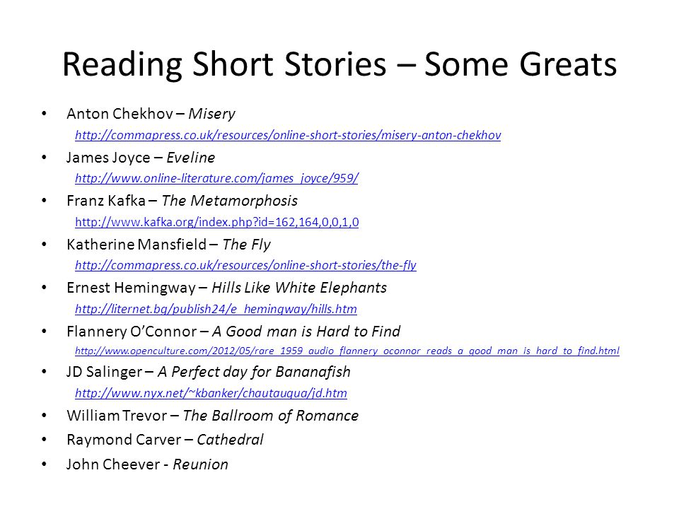 writing short stories workshop th agenda introductions 4 reading