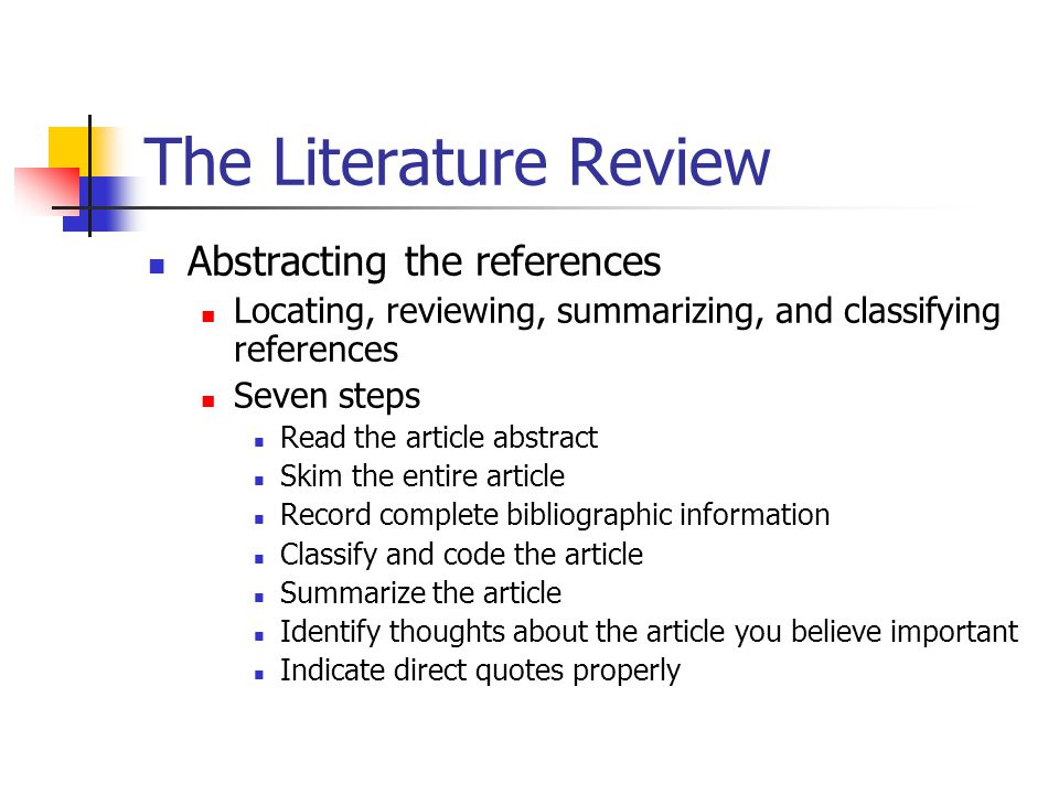 differences between writing a literature review and an essay
