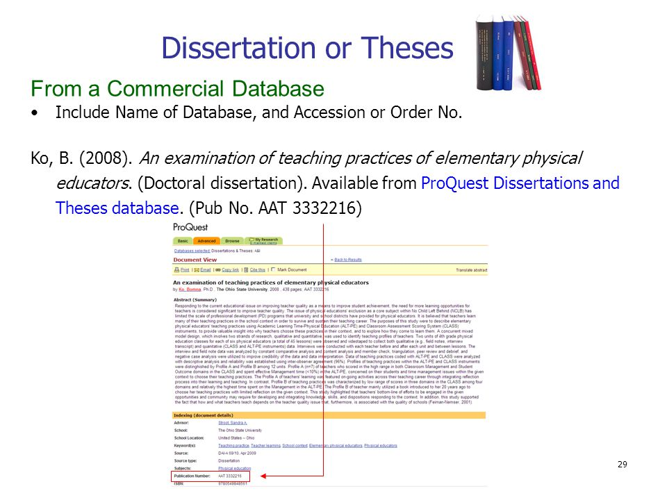 usc dissertations and theses Usc's online catalog, includes only dissertations and theses written by usc students and defended before fall 2006usc dissertations are stored off-site and must be paged (requested online) through the library catalog.