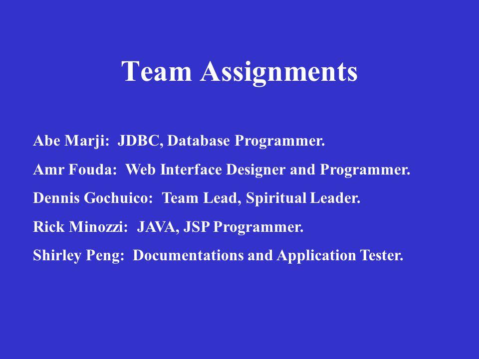 TEAM 3 - CS616 Order Processing - Project Presentation. - ppt download