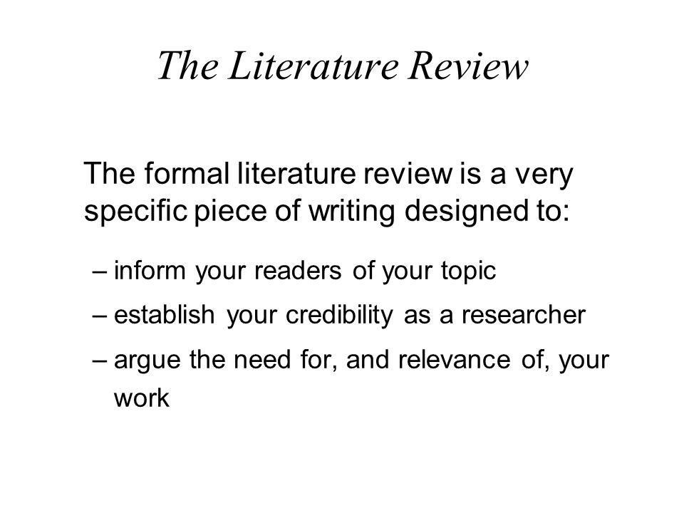how to write literature review sample Are you preparing a literature review, but aren't sure where to start it's good to have an outline, no matter what kind of text you're writing – be it research paper, book analysis, or literature review.