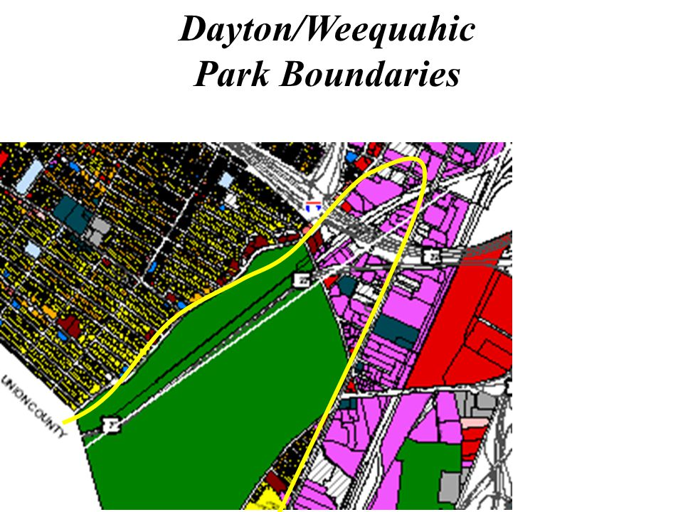 Dayton/Weequahic Park Boundaries