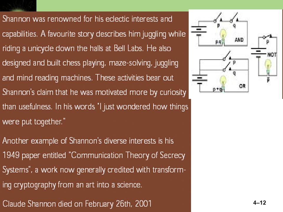 lecture . boolean algebra, logic gates prof. sinmin lee, wiring diagram