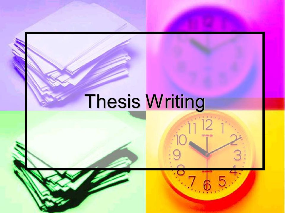 thesis writing guidance Writing your journal article in 1 month writing your journal article in 1 month is a novel service started with collaborative effort to provide valuable research guidance for research scholars and students we have current trend updated technical team to assist you journal paper writing in their appropriate research area.