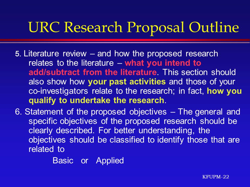Research proposal international relations