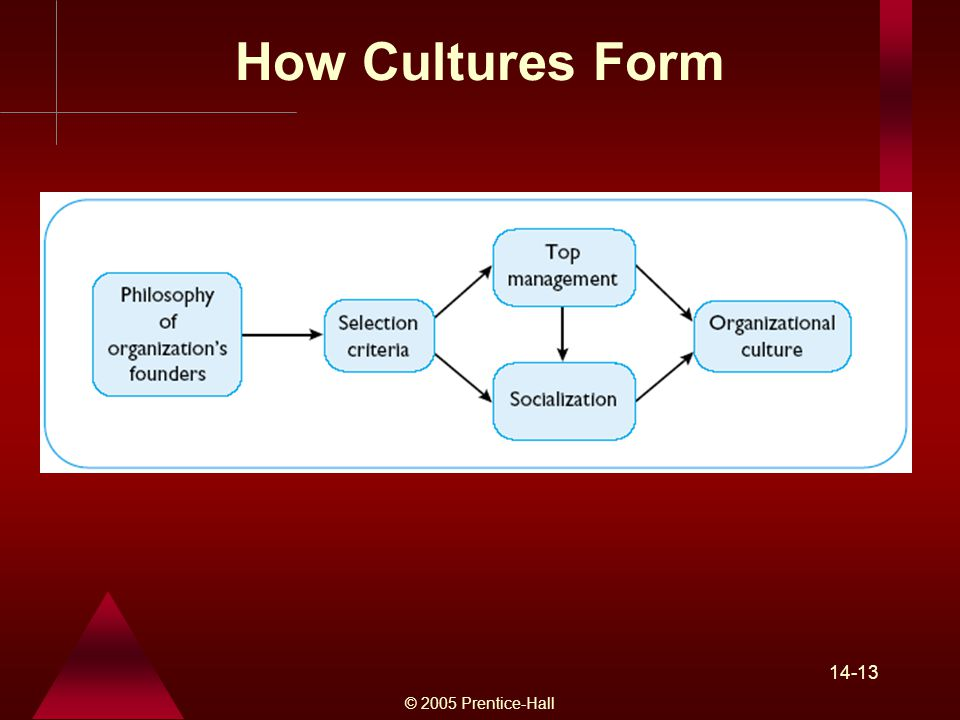© 2005 Prentice-Hall How Cultures Form