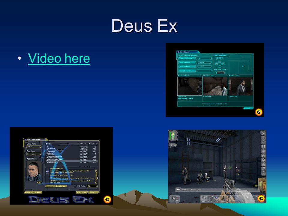 Deus Ex Video here