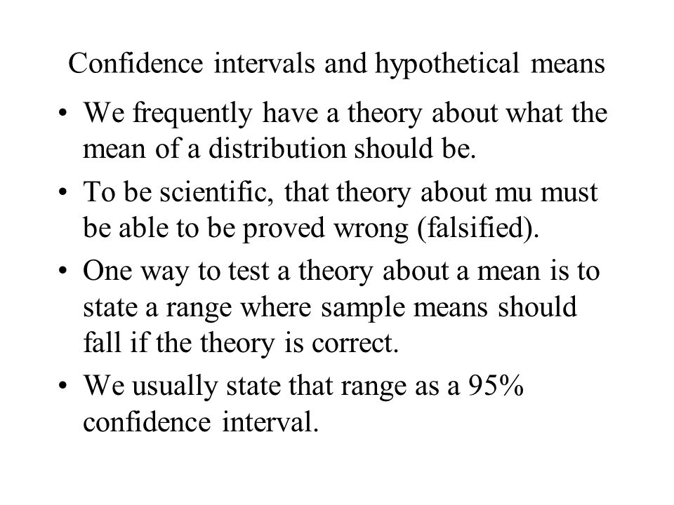 T scores and confidence intervals using the t distribution ppt – Confidence Interval Worksheet